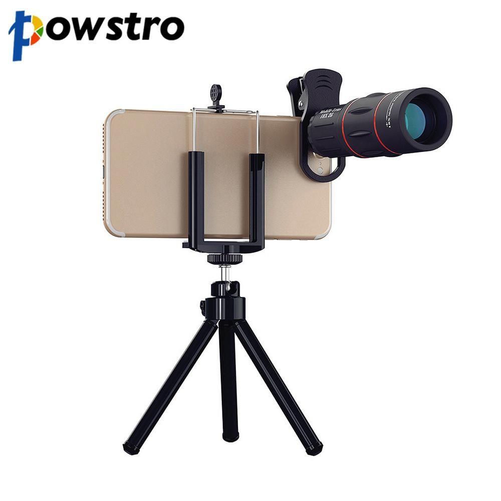 Zoom Telescope Phone Camera Lens Mobile camera lens