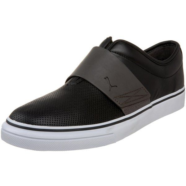 Robot Check | Leather slip on shoes