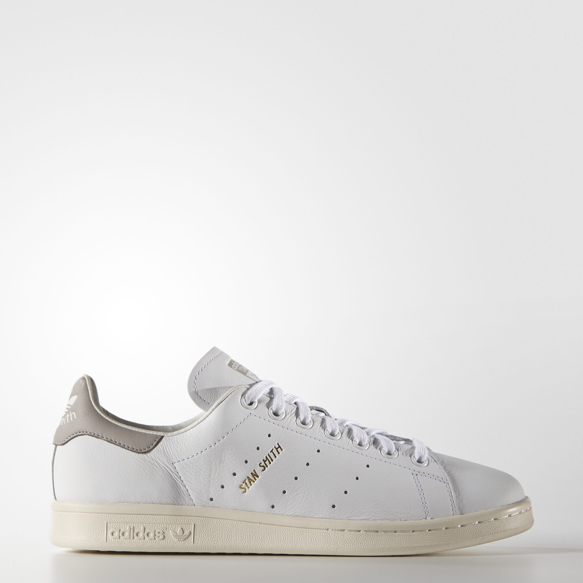 Nuovo Uomo Scarpe Trainers Sneakers ADIDAS ORIGINALS STAN SMITH SHOES S75075