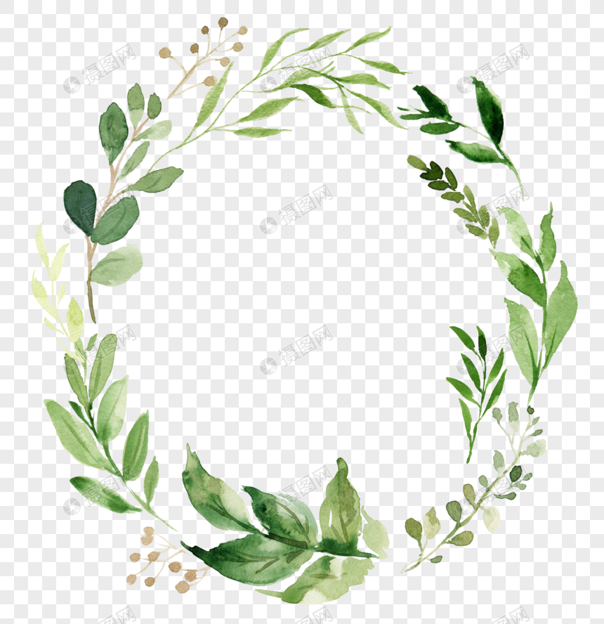 Watercolor Wreath Hand Painted Garlands Garlands Colored Wreath Shading Border Decorative Patterns Watercol Wreath Watercolor Watercolor Purple Watercolor