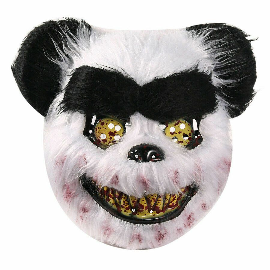 Zombie Mask Halloween Scary Cosplay Adult Fancy Dress Party