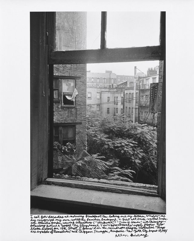 """""""I Noticed My Friends"""": Allen Ginsberg's Photography"""