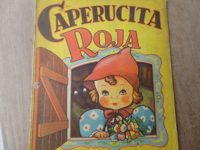 Caperucita Roja.....    Little Red Riding Hood