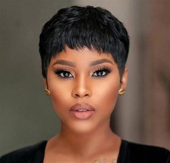 Stylish Short Wig in Pixie Style How to Change You