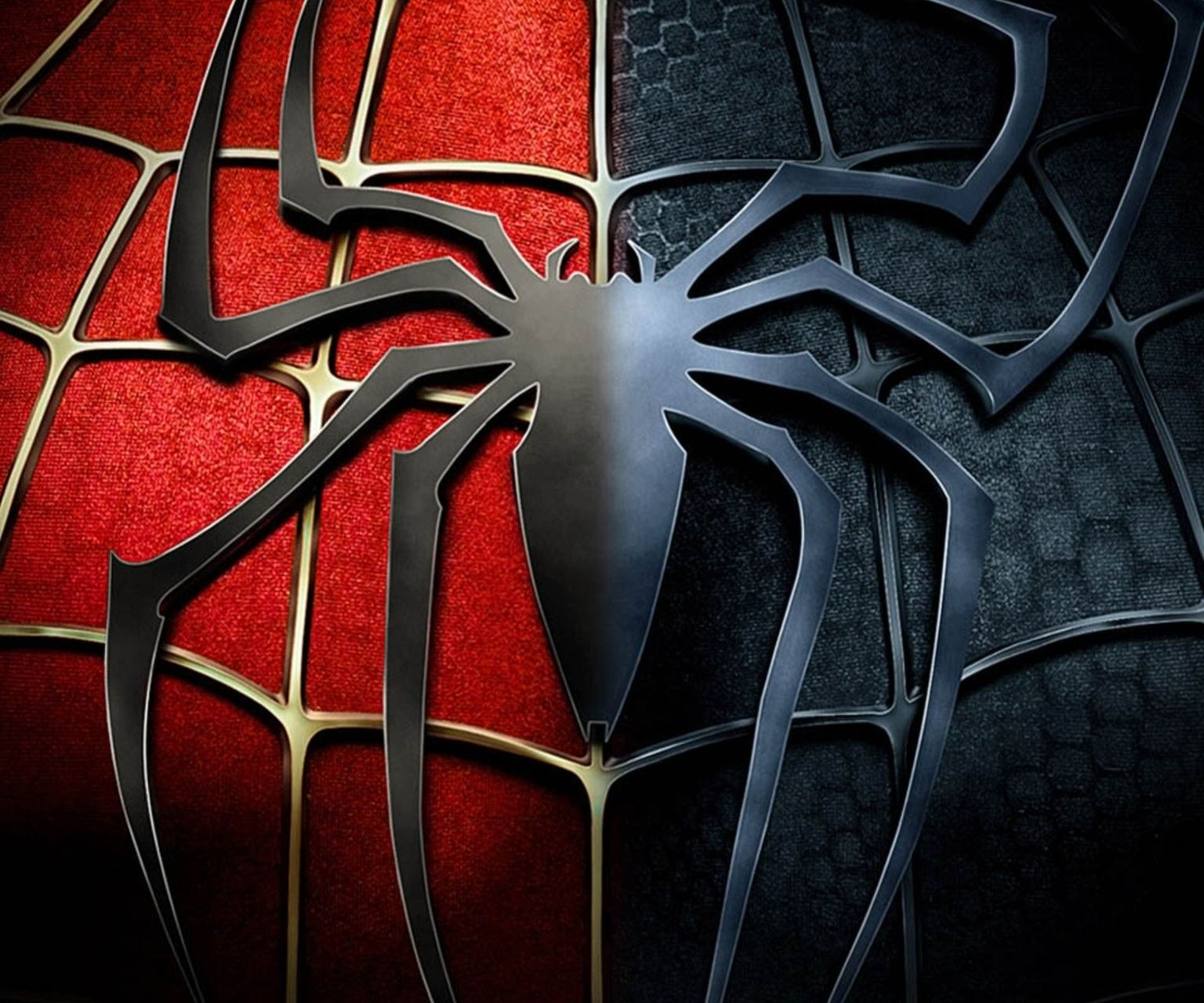 spiderman black and red - 900×900