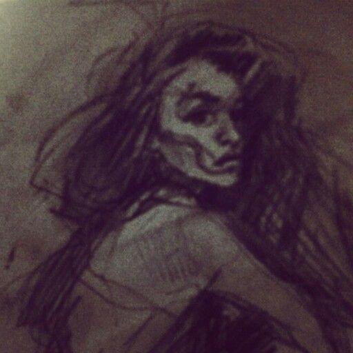 #syanaart #art #portrait #graphics #artwork