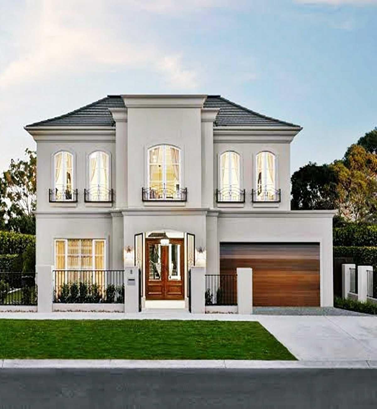 Home Design Ideas Exterior Photos: Best Scandinavian Style Home Exterior Design