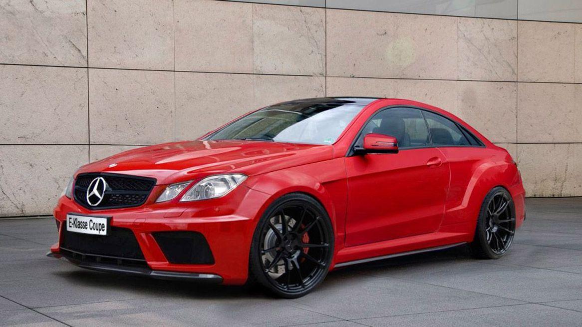 Mercedes e w207 suhorovsky design das automobil for Mercedes benz w207