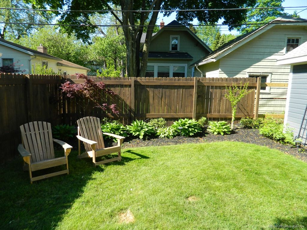 backyard fence line landscaping ideas backyard ideas pinterest