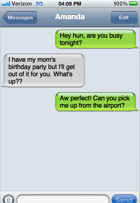 10 Text Message Signs You Are Definitely In The Friend Zone
