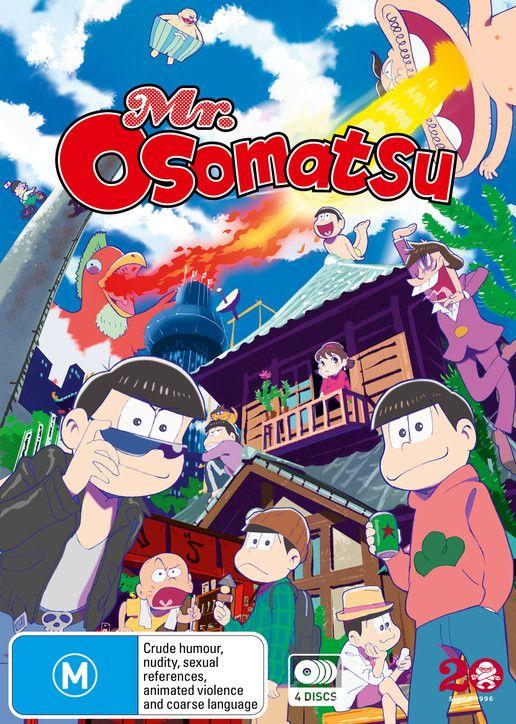 Mr. Osomatsu Review Anime, anime, Anime eng sub