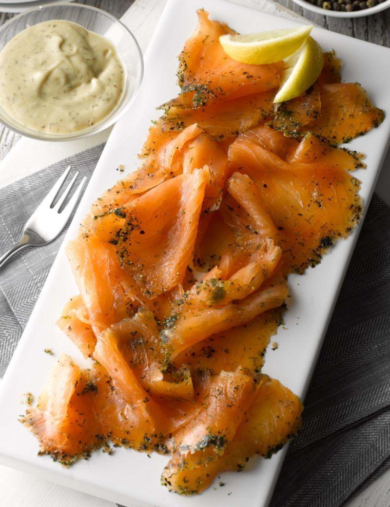 Scottish Lochmuir™ Gravadlax Salmon   M&S