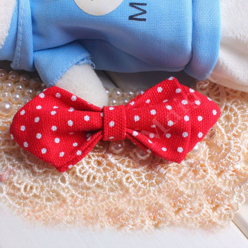 High quality kids bow tie wave point bow ties for boy children accessories cravat bowtie cotton MMLQ002