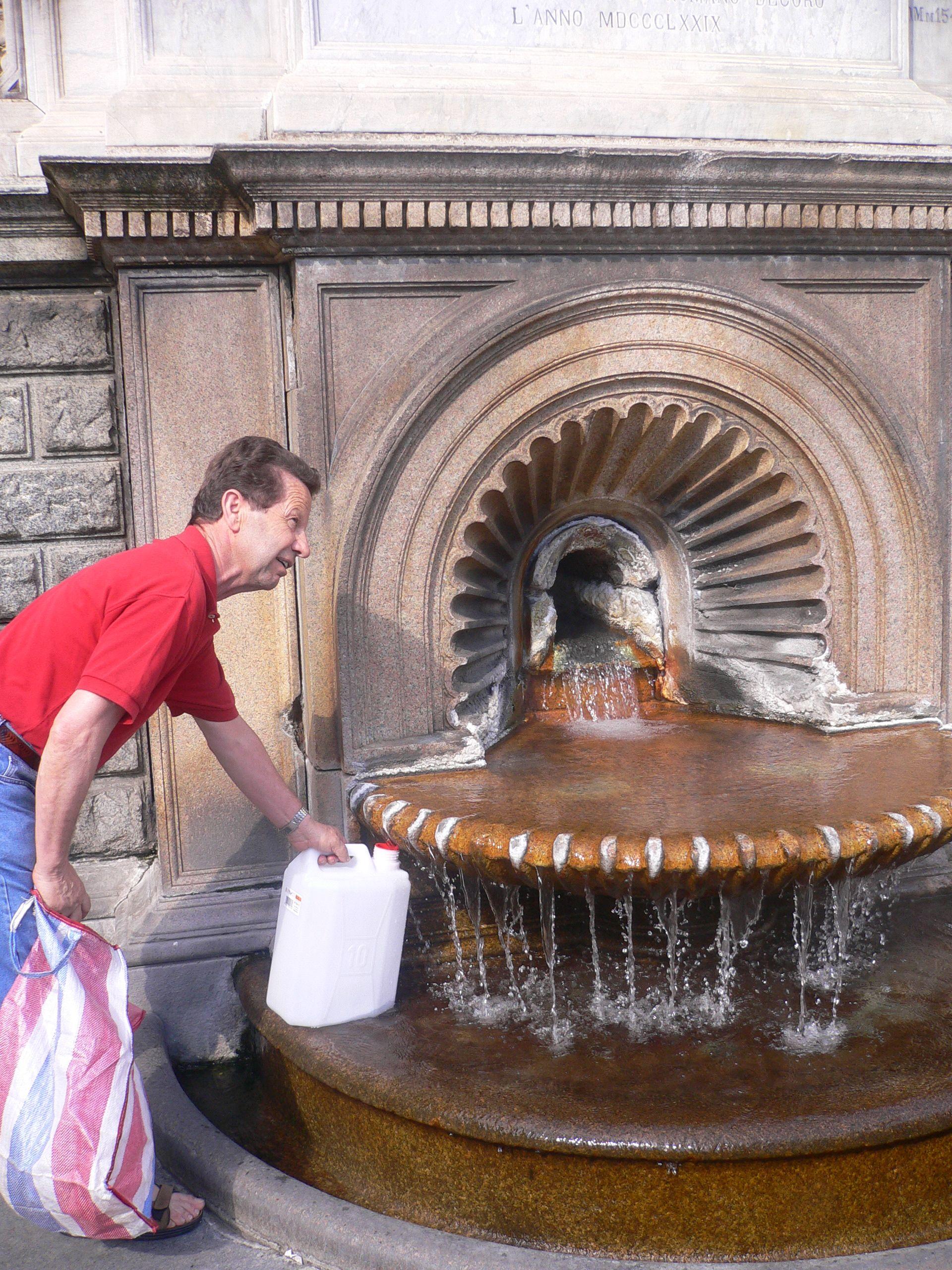 Acqui Terme, sorgente termale