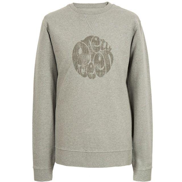 Grey Marl Heyland Sweater | Pretty Green | Designer fashion from Liam Gallagher