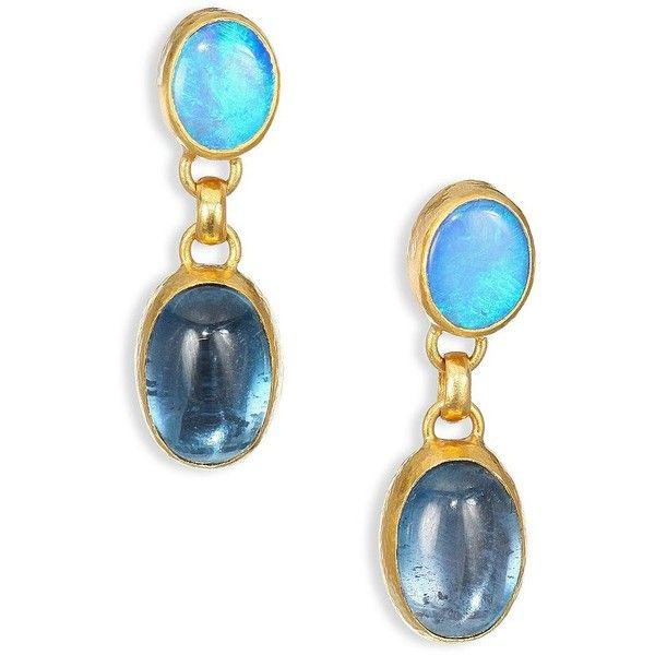 Gurhan Amulet Hue Drop Earrings 8sQbN9GDD