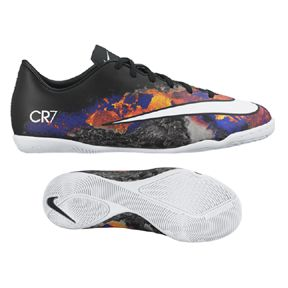 Nike Youth CR7 Mercurial Victory V IC Indoor Soccer Shoes
