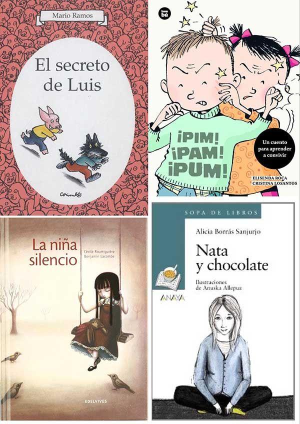 libros para ninos sobre bullying