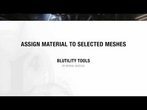 Blutility Tools Unreal Engine 4 Unreal Engine 4 Blog Unreal Engine Blog Categories Mesh