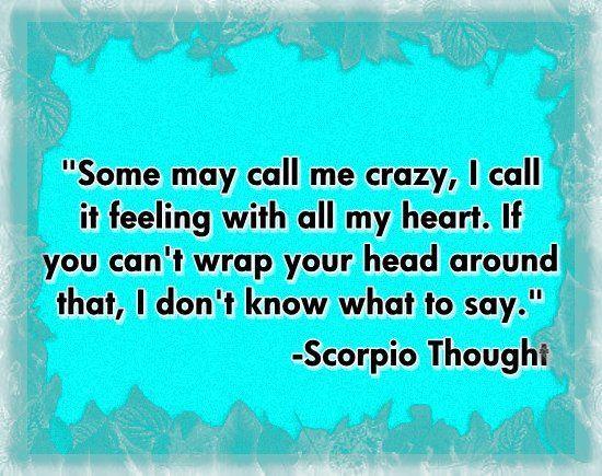 free daily love horoscope scorpio