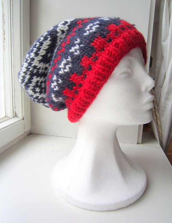 Nordic Winter Hat knitting pattern  57b1e33575ab