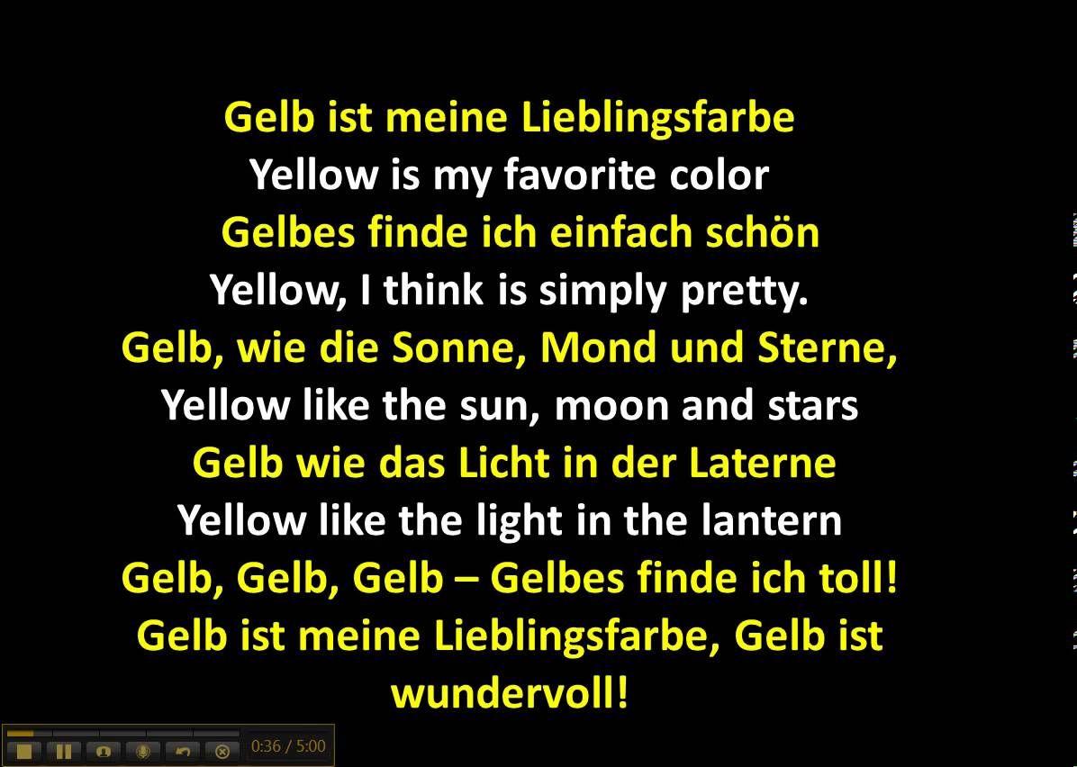 das Farbenlied - www.germanforspalding.org