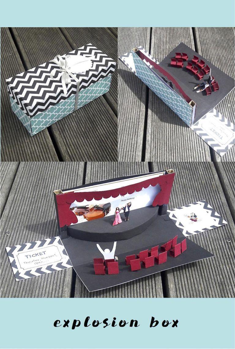 Tolle Ideen Geschenke Verpacken Gutschein Und Beeindrucken
