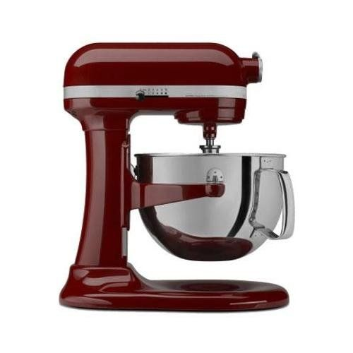 KitchenAid PRO 500 Series 5-Quart Lift Style Stand Mixer All Metal - kitchenaid küchenmaschine artisan rot