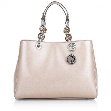 Michael Kors Tasche – Cynthia MD Satchel Ballet – in rosa