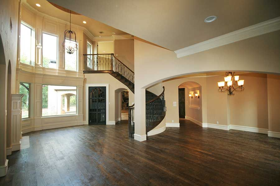 New Home Design Tappen Shire Colleyville Interior