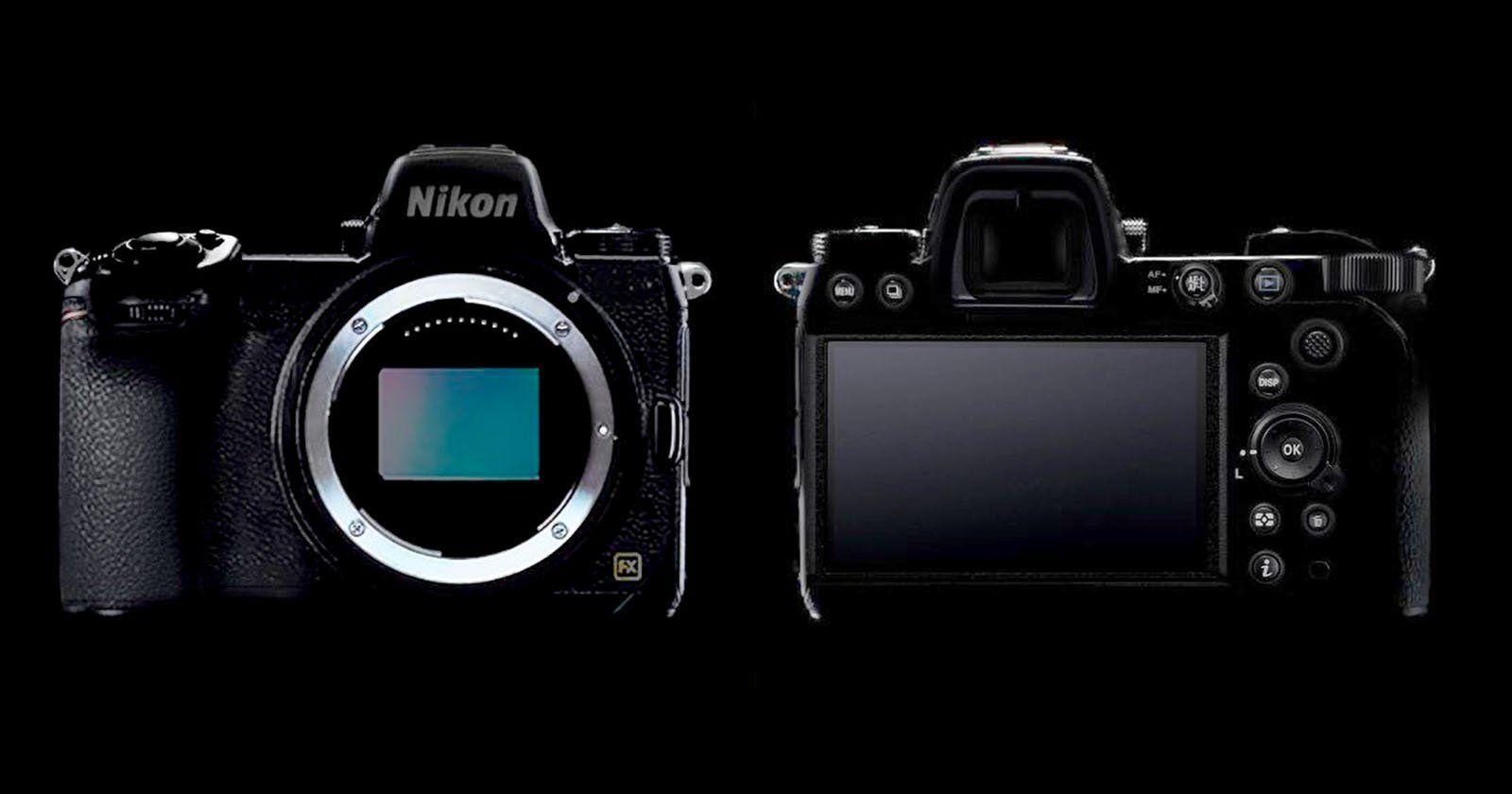 Nikon Z6 and Z7 Full-Frame Mirrorless Cameras and 3 Lenses