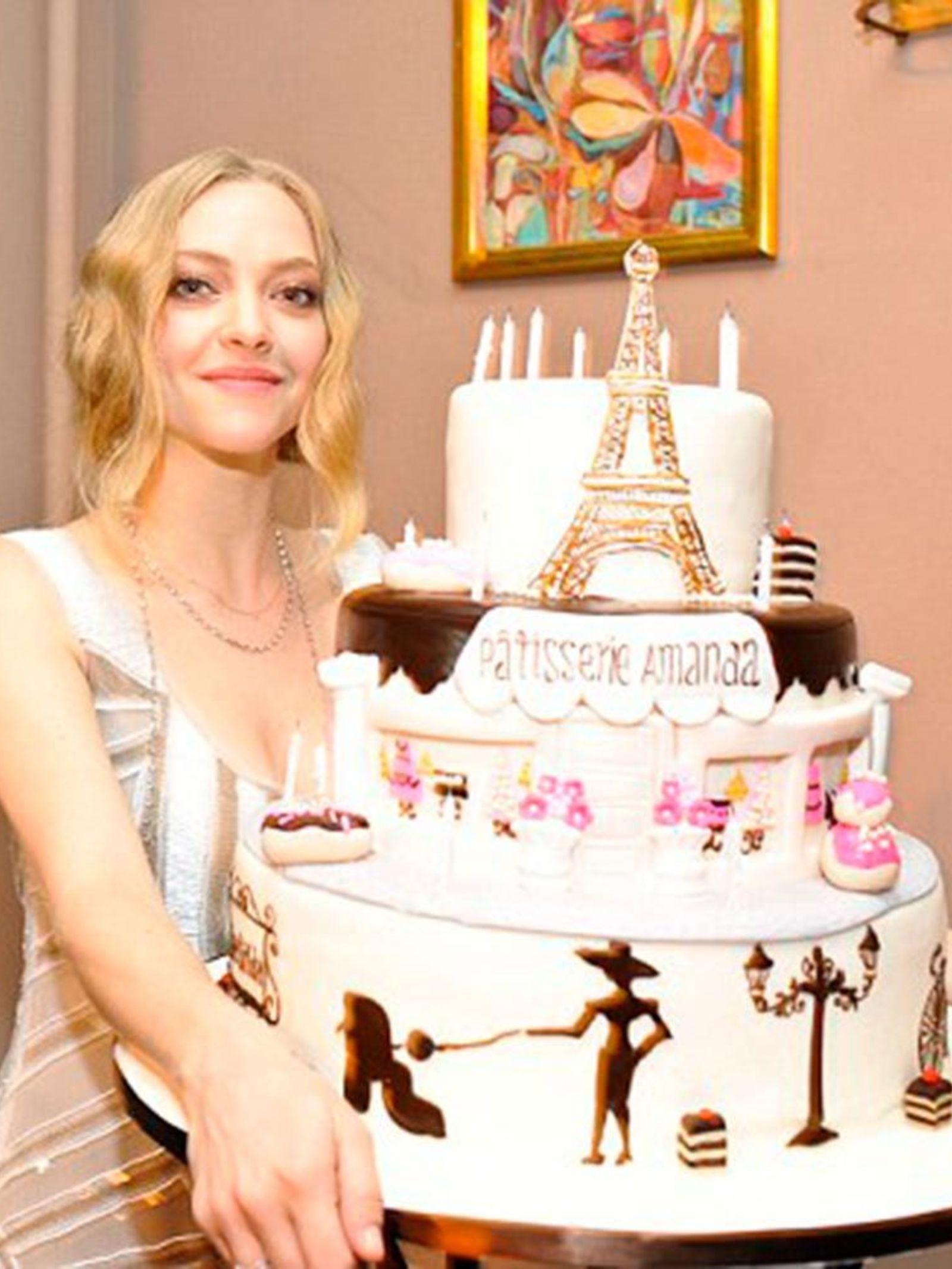 Tremendous The Best Ever Celebrity Birthday Cakes Big Birthday Cake Funny Birthday Cards Online Aeocydamsfinfo