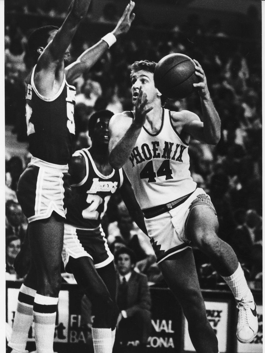 Paul Westphal He was traded to Phoenix from the Celtics