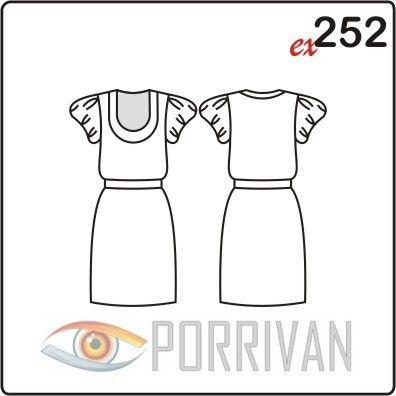 f2c7a7a9d3e 15 платьев можно сшить с помощью одной выкройки