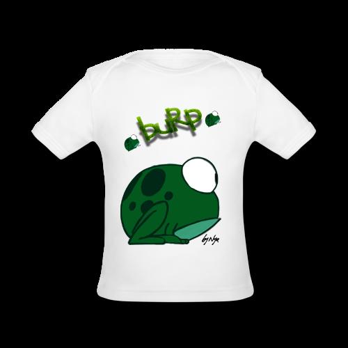 ROSPO BURP - T-shirt a maniche corte bio baby