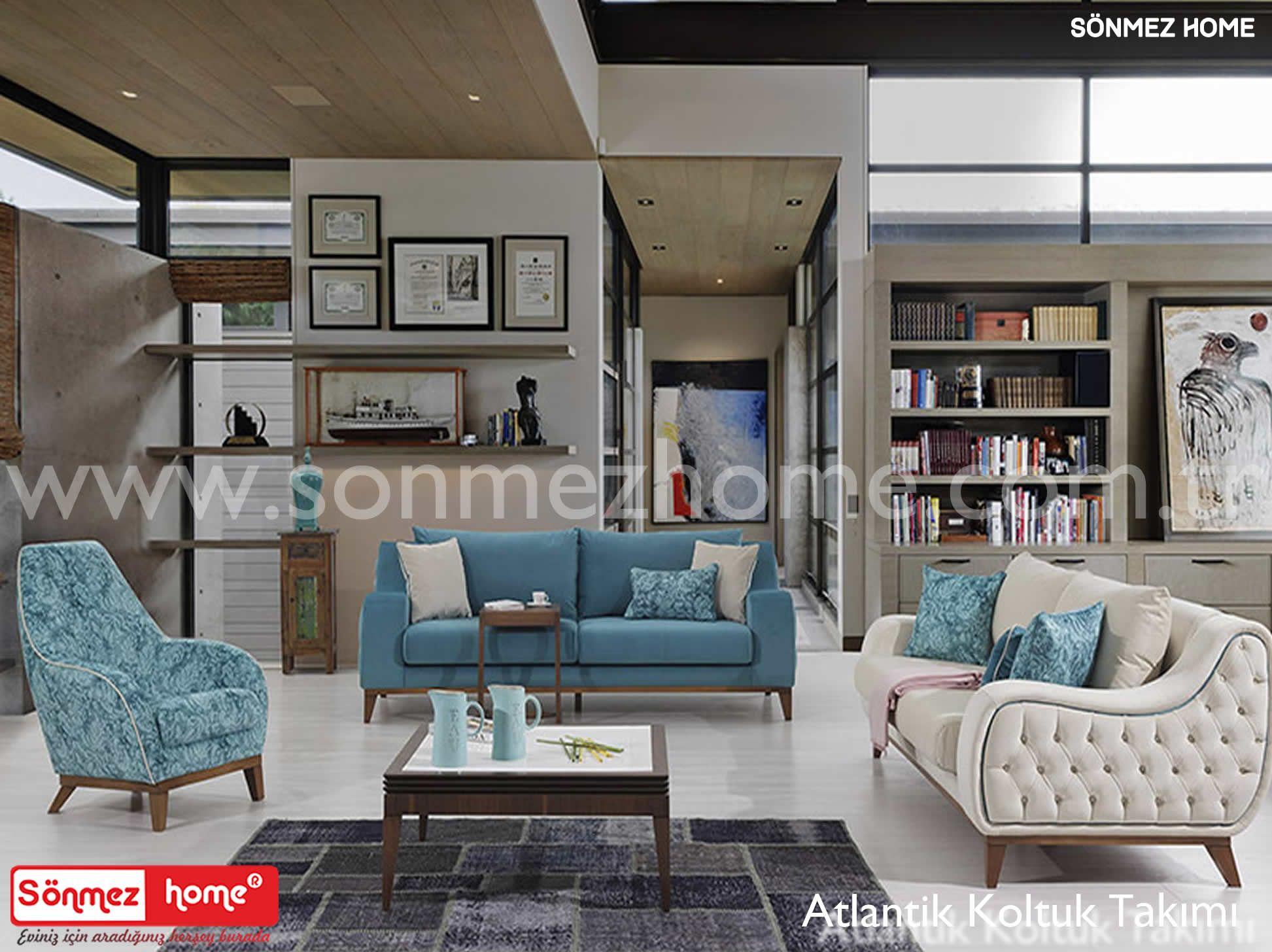 Atlantik Modern Koltuk Takiminin Sikligi Evinize Cok Yakisacak Modern Furniture Mobilya Atlantik Koltuk Takimi Sonmez Home Mobilya Modern Mobilya Ve Oturma Odasi Fikirleri