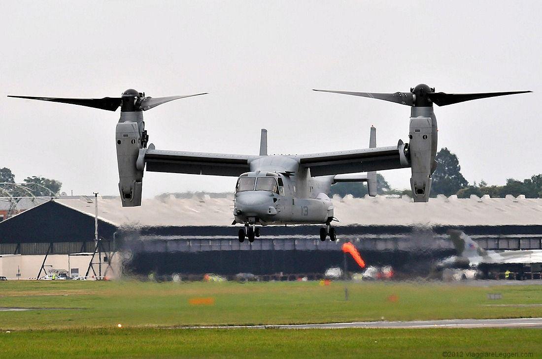 Farnborough Air Show 2012