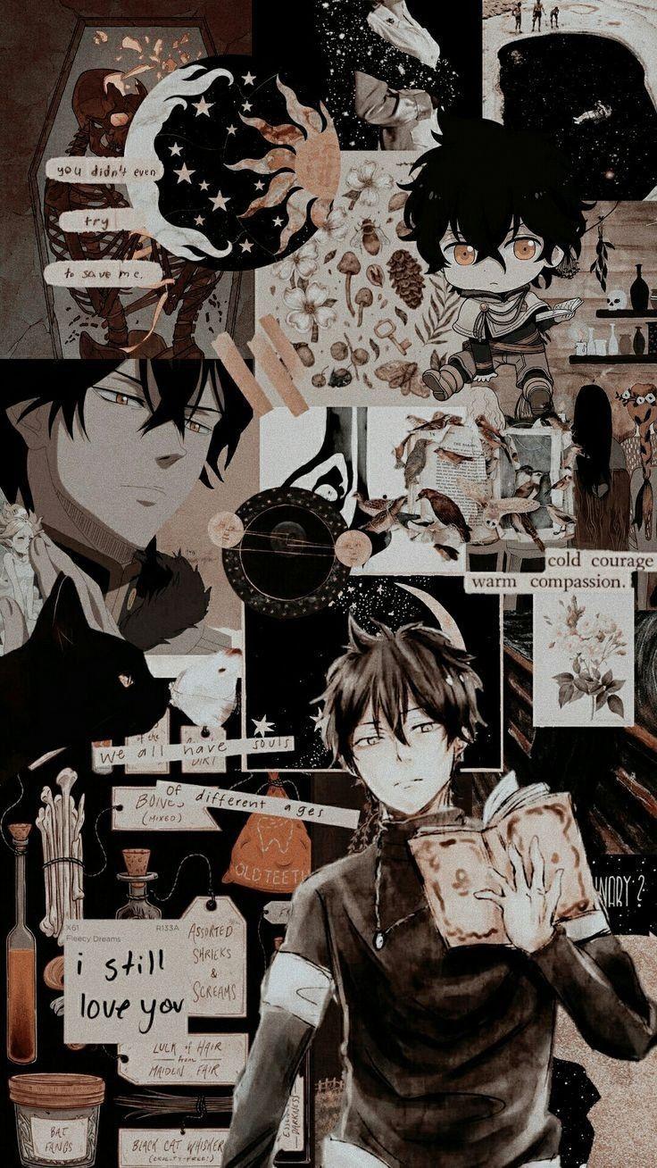 black clover Yuno