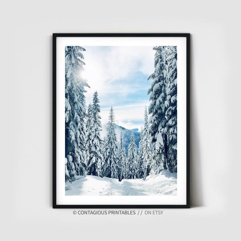City Snow Fine Art Photography Wall Art Winter Art Print Wall Etsy Photography Wall Art Photography Wall Winter Photography