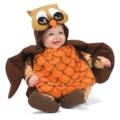 nwts mullins square kids infant owl halloween costume - Baby Owl Halloween Costumes