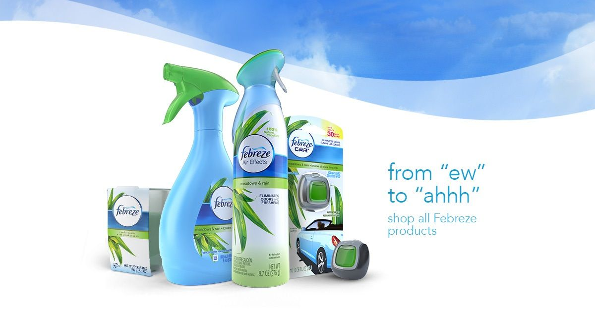 Air Freshener Products | Febreze | Our Wish List | Pinterest | Air