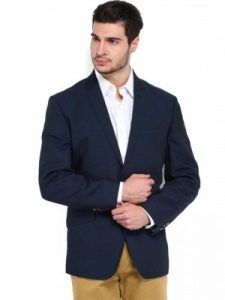 newest 76c53 0619d Park Avenue Blazers Upto 80% Off Extra 15% Off At Jabong