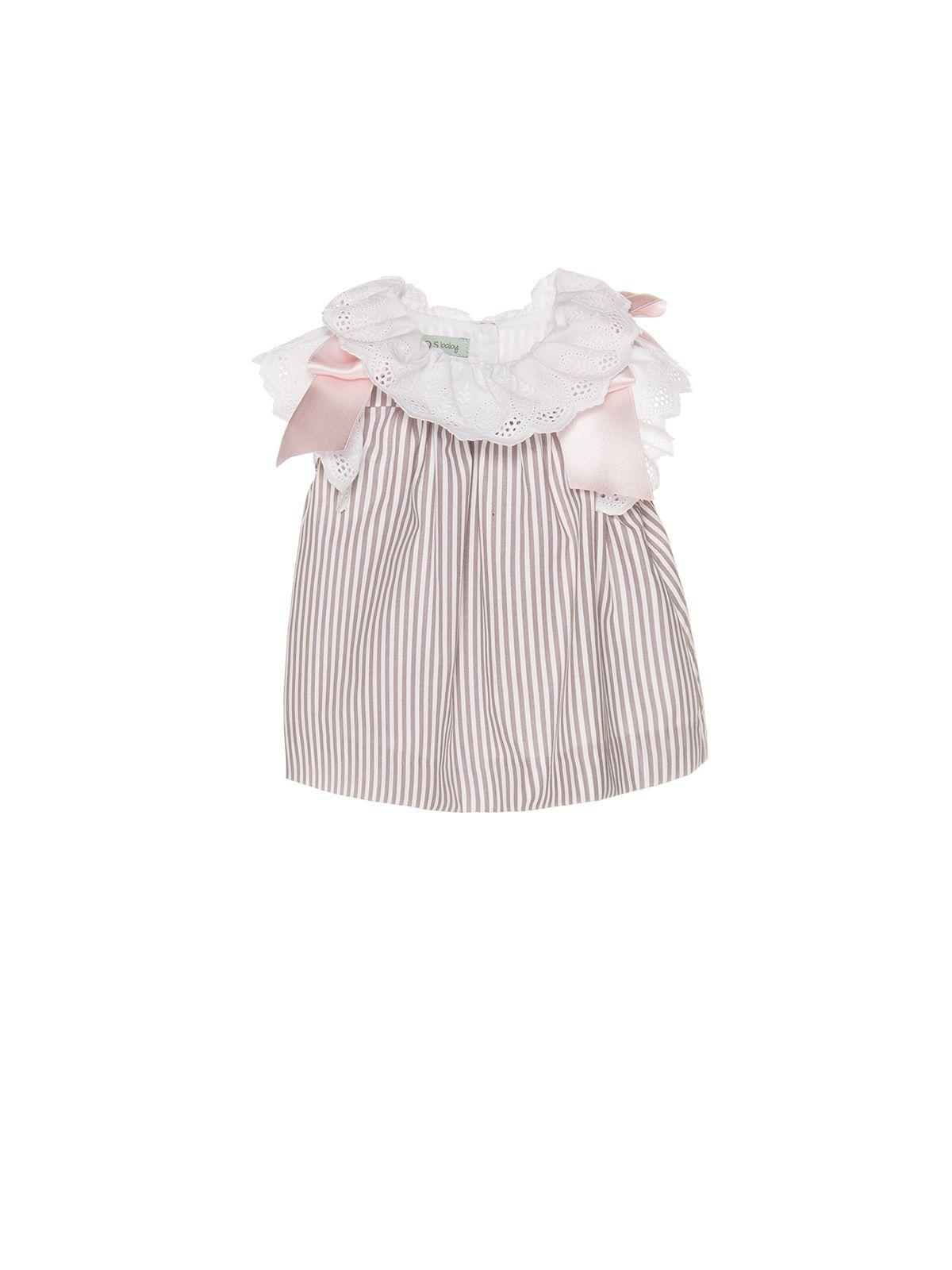 bb76600a NANOS SHOP ONLINE. Detalle Ruffle Blouse, Girls Dresses, Kids Fashion,  Shirts