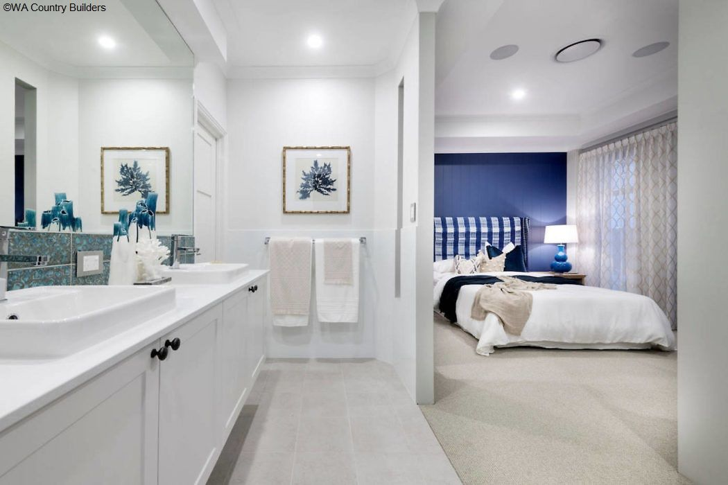 Amenager Une Suite Parentale Design Salle De Bains Ouverte Deco Chambre