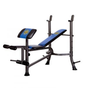 Marcy Classic Standard Bench W Arm Curl Mills Fleet Farm Weight Benches Weight Training Programs At Home Gym