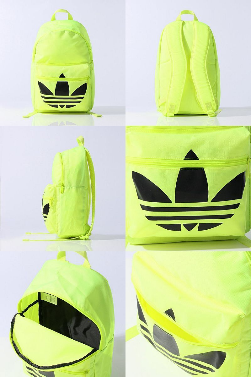 364f4d9dfe5 Adidas Originals Classic Trefoil Backpack Crazyselfit.com keep moving~be  yourself Price: before