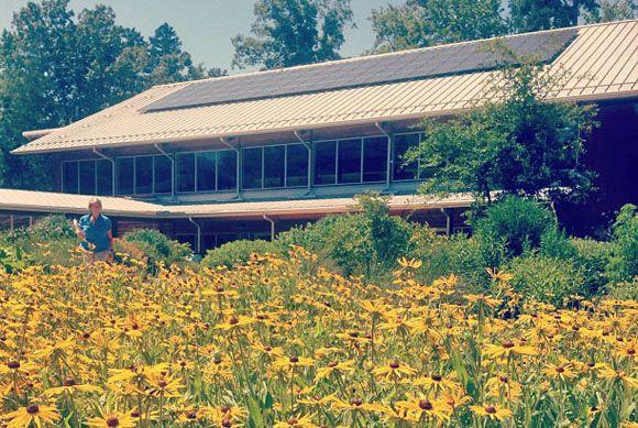 University Of North Carolina Botanical Gardens
