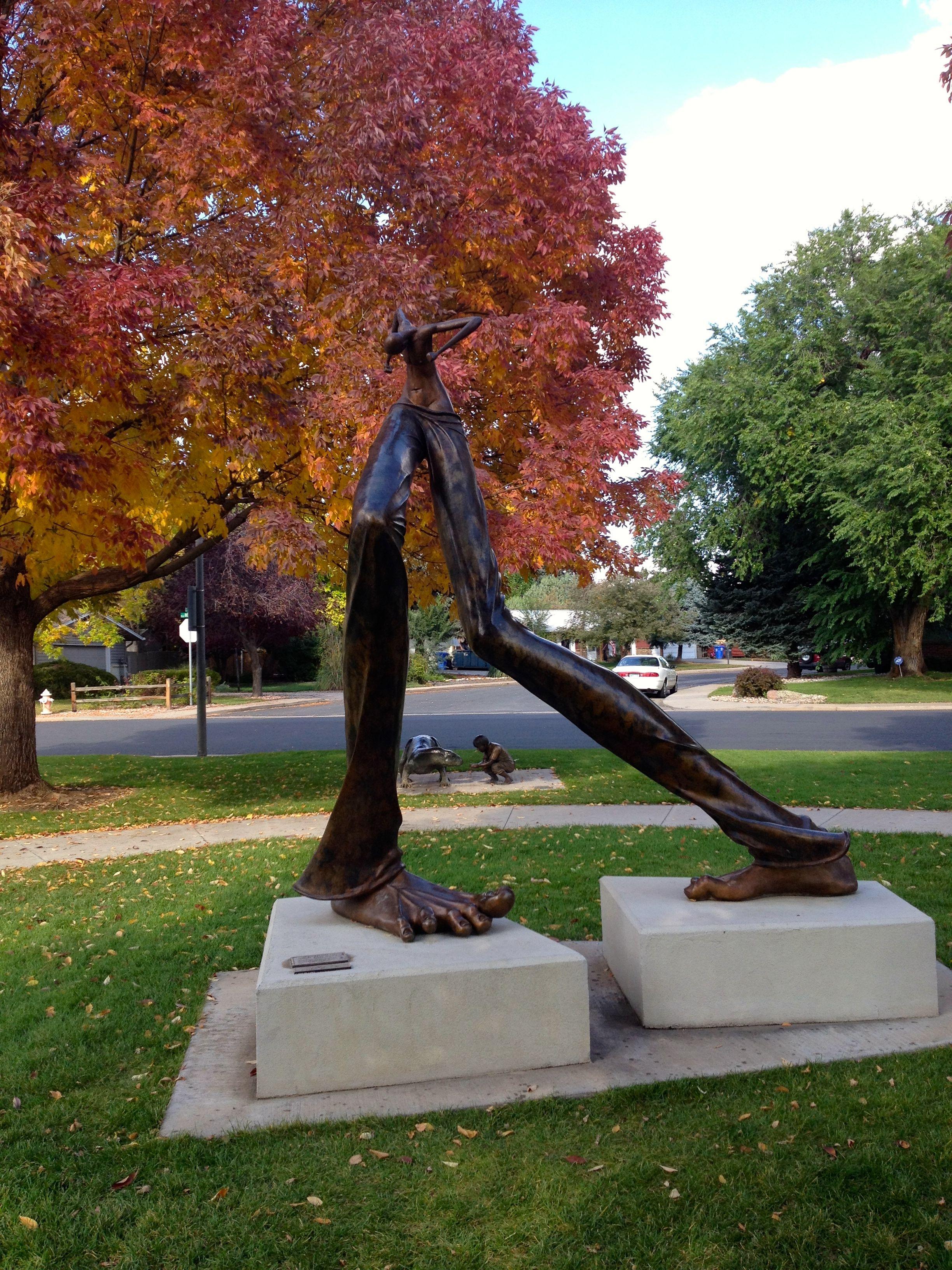 Loveland Sculpture Park Sculpture, Sculpture park