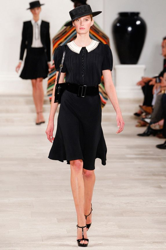 Ralph Lauren Spring 2013 – Vogue   Style Inspiration Clothes I Want ... ba7666d72d07