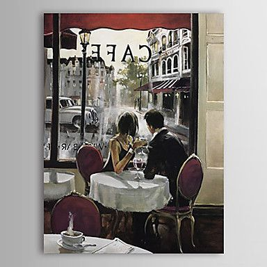 Hand Painted Oil Painting People Portrait – GBP £ 38.87